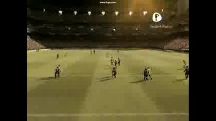 Roberto Carlos Free Kick In Fifa 2007