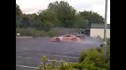 Ревв на Nissan Silvia S15 + Drift