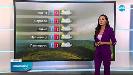 Прогноза за времето (18.06.2021 - централна емисия)