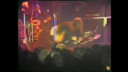 Accept Live at Solothurner Rockfestival part 3 1981