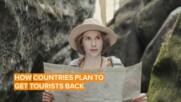 Ето как 3 различни държави смятат да си върнат туристите обратно