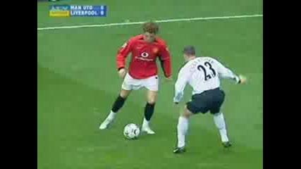 магията на Cristiano Ronaldo!!!