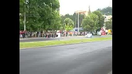 Rally:pista Varna - 15.06.08