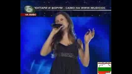 Music Idol 3 - Alexandra - Jealous guy