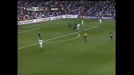 Real Madrid 3:0 Marseille Match Goal Highlights