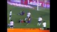 Valencia 2 - 2 Barcelona All Goals 25 - 04 - 2009