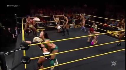 Nxt Divas Battle Royal #1 Contenders Match