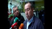 Станимир Стоилов: Съжалявам само, че не играхме полуфинал в УЕФА