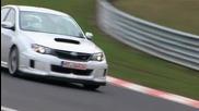 Резюме - Tommi Makinen с рекорд на Nurburgring - 2010 Impreza