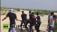 State of Palestine: Massive clashes erupt near Gaza-Israel border