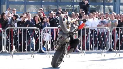 Ангиол Золтан стънт Пловдив 20.03.2010 част7