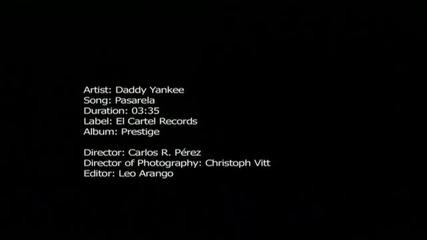 Daddy Yankee - Pasarela (official Video)
