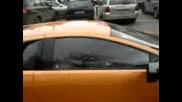Lamborghini Пред Шератон В София