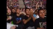 WWE Summerslam 2007 Rey Mysterio Vs Chavo Guerrero