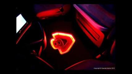 Scania R730 V8 Edwin Salari Interior