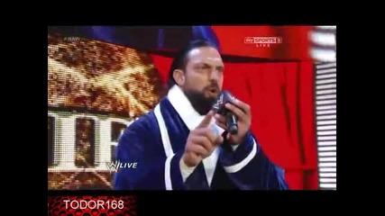 Wwe Raw (13.05.2013) част 2