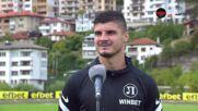 Минчев: Сами си улеснихме двубоя, победата в efbet Лига закъсня