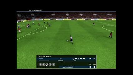 Поредния бъг на Fifa 10 - Незаслужен червен картон