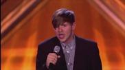 Hayden Leeman sings Joan Jett's I Love Rock And Roll - Boot Camp - The X Factor Uk 2014