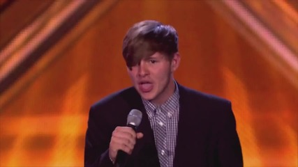 Hayden Leeman sings Joan Jett's I Love Rock And Roll - Boot Camp - The X Factor Uk 2014