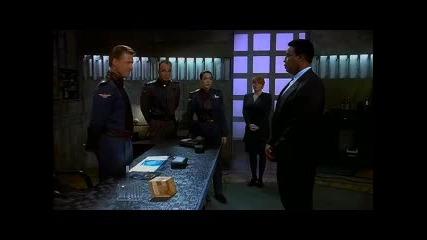 Вавилон 5 - Сезон 2 Епизод 13 Бг Аудио част 1