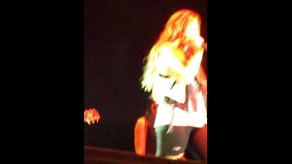 Demi Lovato - Moves Like Jagger - Strawberry Festival
