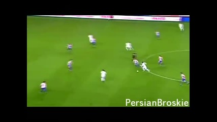 Cristiano Ronaldo 2011_2010- Black and Yellow Hd