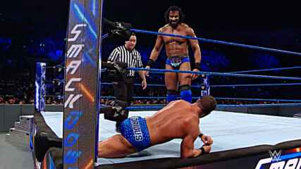 Bobby Roode vs. Jinder Mahal – United States Title Match: SmackDown LIVE, January 16, 2018 (Full Match)