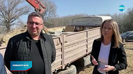 БОРИСОВ ОТНОВО НА ИНСПЕКЦИЯ: В Брестовица изграждат нова пречиствателна станция