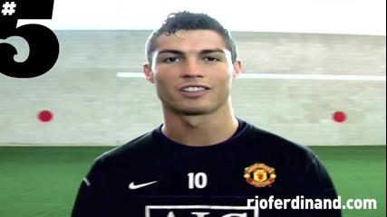 Cristiano Ronaldo Свободен Стил :)