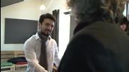 Иван Лечев предизвика Славин от X Factor