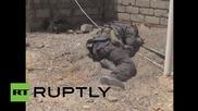 Iraq: Pro-govt forces reportedly seize strategic city of Baiji *GRAPHIC*