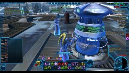 Sorcerer Pvp - Alderaan Strategy - Star Wars The Old Republic - 2