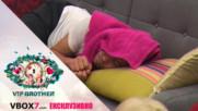 Цуни имитира как спят Съквартирантите- VIP Brother 2017