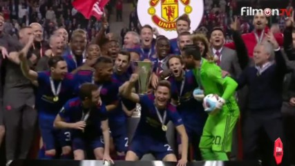 Highlights: Afc Ajax - Manchester United 24/05/2017