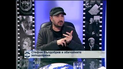 """Стефан Вълдобрев с нова песен - """"Сняг над Сахара"""""""