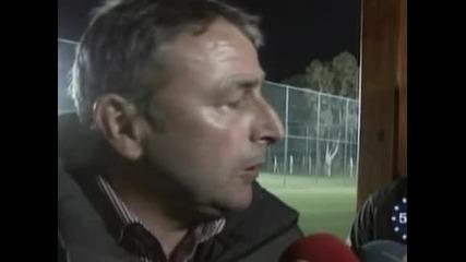 Клаус Алофс намекна за трансфер на Клозе