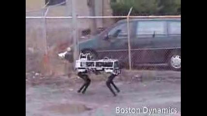 Голямо Куче - Робот !?!