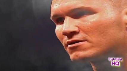 Randy Orton vs Edge - Over The Limit Promo