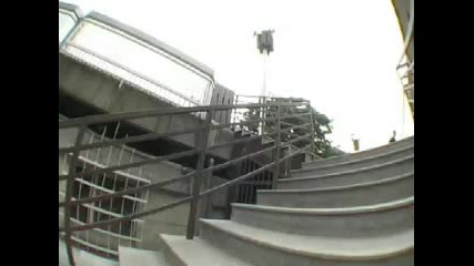 Антон Антонов - Йоги В Virus Skateboards