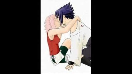 Haruno Sakura And Sasuke Uchiha