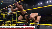 First-ever Gauntlet Eliminator Match for an NXT Title opportunity: NXT Takeoff to TakeOver, Sept. 23, 2020