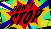N E W! 5 Seconds Of Summer - Don t Stop ( Lyric Video) + Б Г Превод