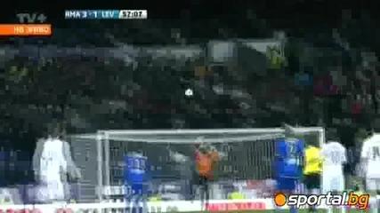 Реал Мадрид - Леванте 4:2 (12.02.2012)