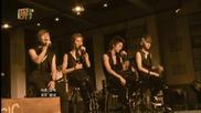 [превод] Shinee - Quasimodo @ The Muzit [live] [14.08.10]