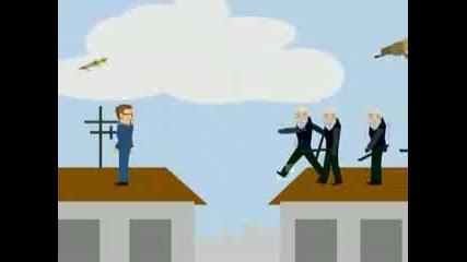 Halflife Анимация В 60 Секунди