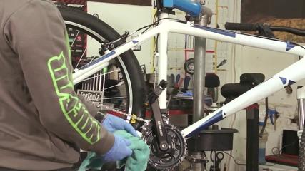 Веломеханик - Еп. 02- Смазване на верига и компоненти на велосипеда