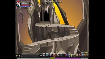 Aqworlds Red Dragon solo с chunin class