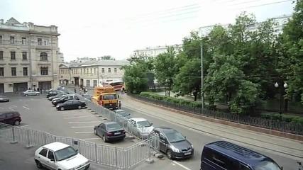 Московски Трамвай 110 години