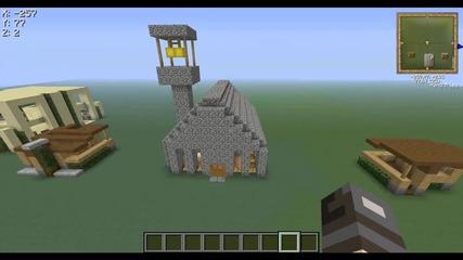 Minecraft-църква